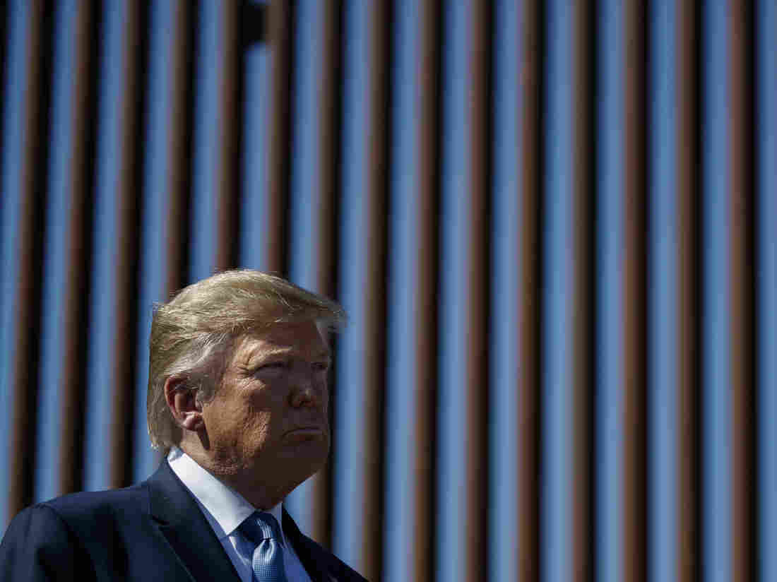 Trump taking US$3.8 billion from military to fund border wall