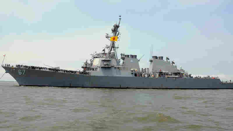 Sudan Says It Is Settling Lawsuit From Families And Victims Of USS Cole Attack