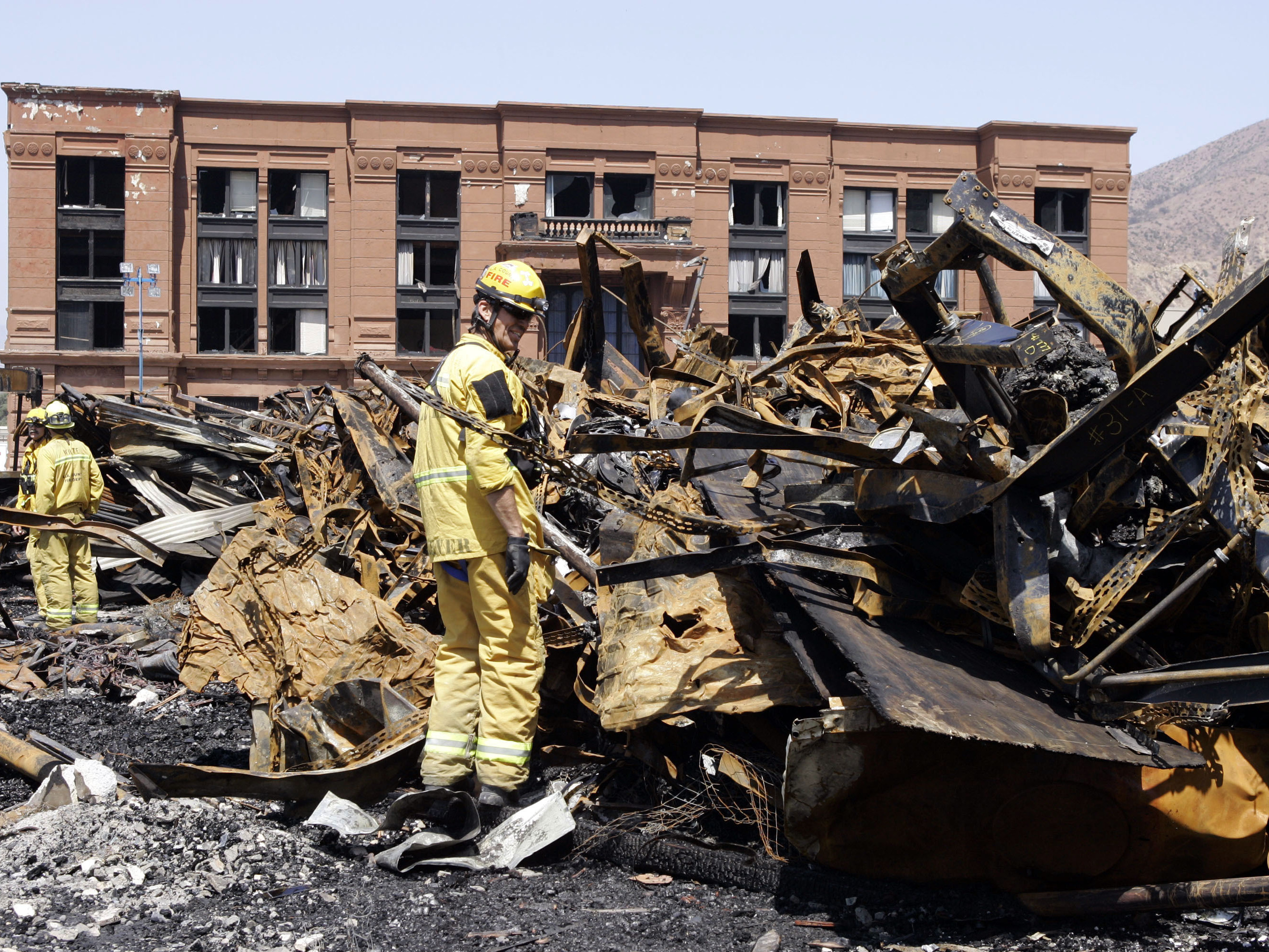 Court Records Confirm Works From Nirvana, Elton John And Others Damaged In 2008 Fire