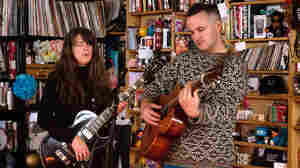 Mount Eerie With Julie Doiron: Tiny Desk Concert