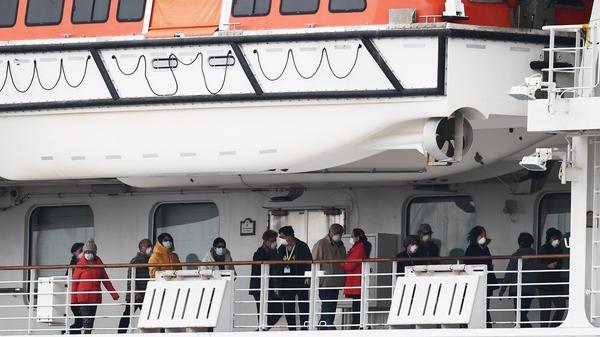 U.S. To Evacuate Americans From Virus-Struck Diamond Princess Cruise Ship