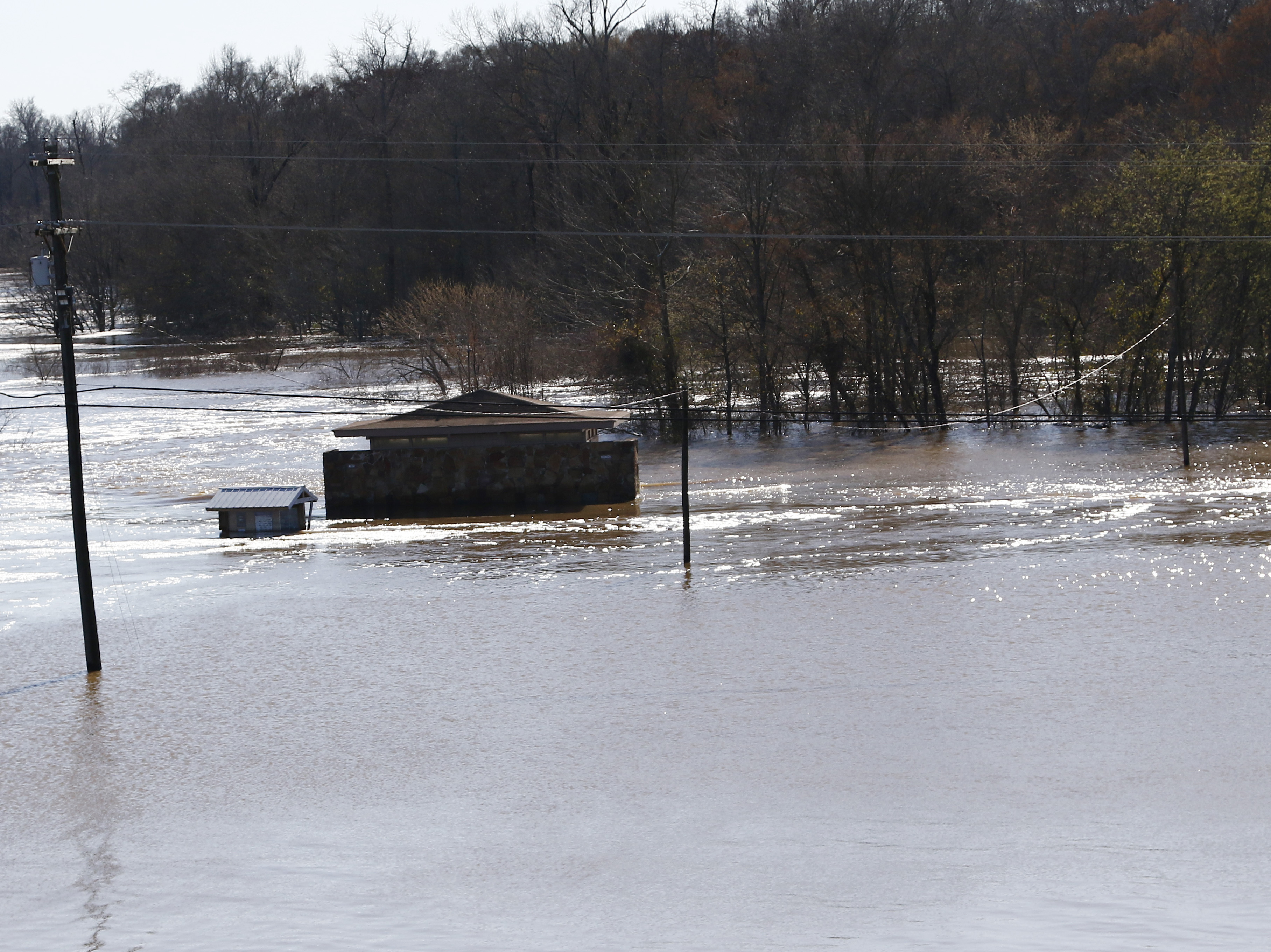 Officials: Mississippi Flooding Remains 'Precarious,' And Can 'Turn At Any Moment'