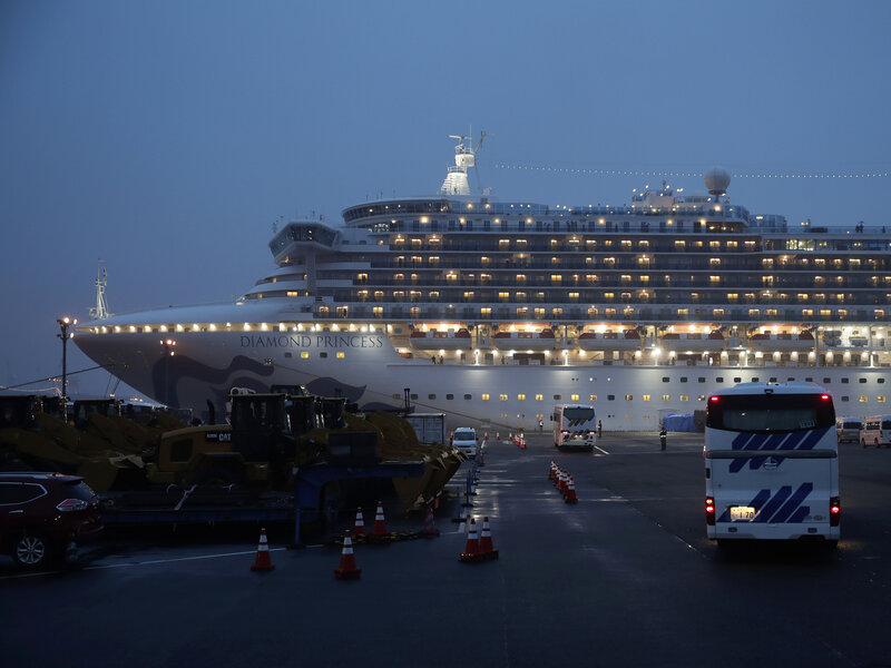 44 Americans On The Diamond Princess Cruise Ship Diagnosed With ...