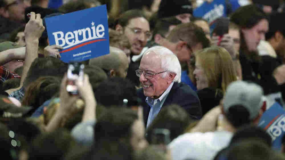 Poll: Sanders Leads The Field, Bloomberg Qualifies For His 1st Debate