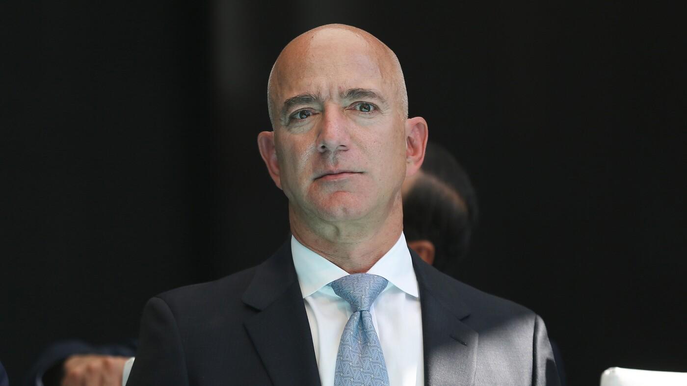 Jeff Bezos Pledges $10 Billion To Fight Climate Change, Planet's 'Biggest Threat'