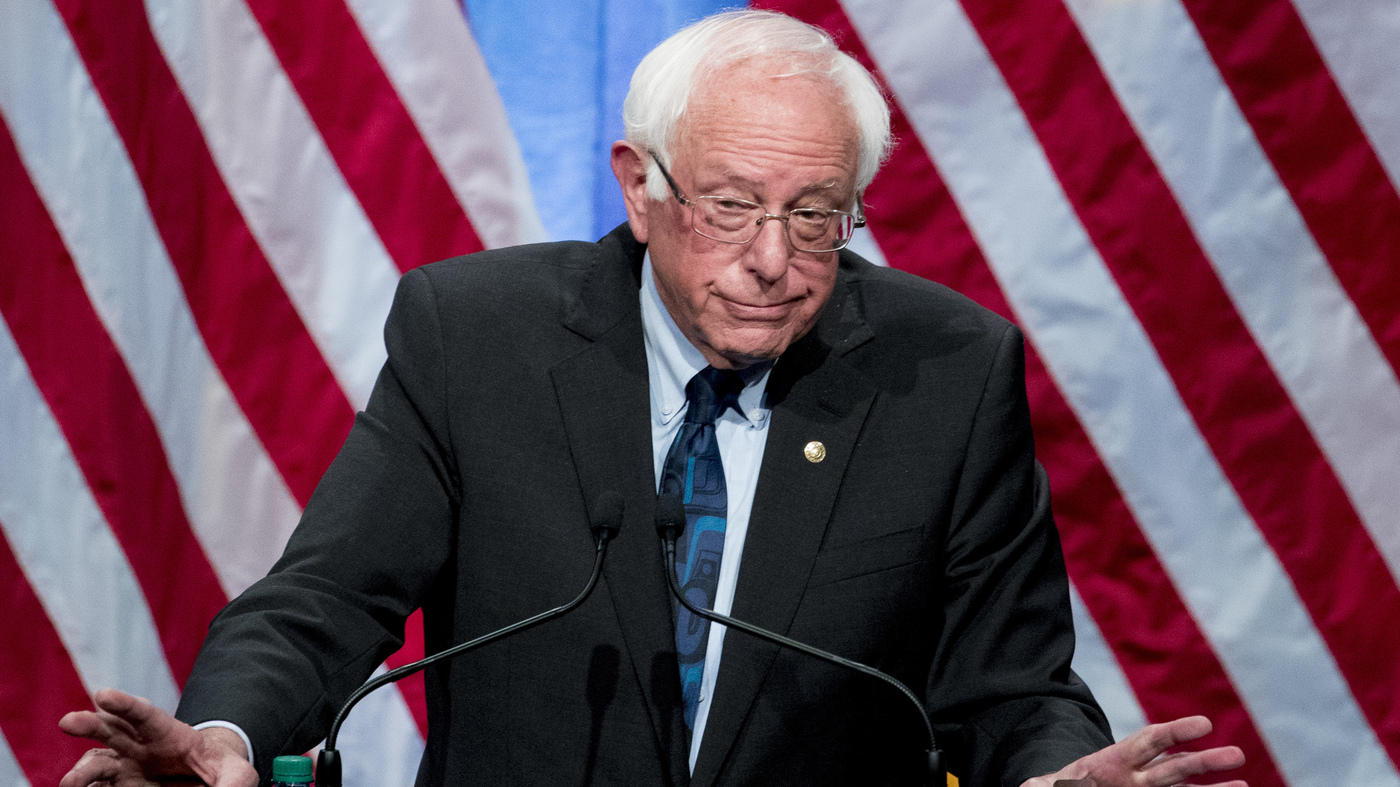 Poll: Sanders Rises, But Socialism Isn't Popular With Most Americans