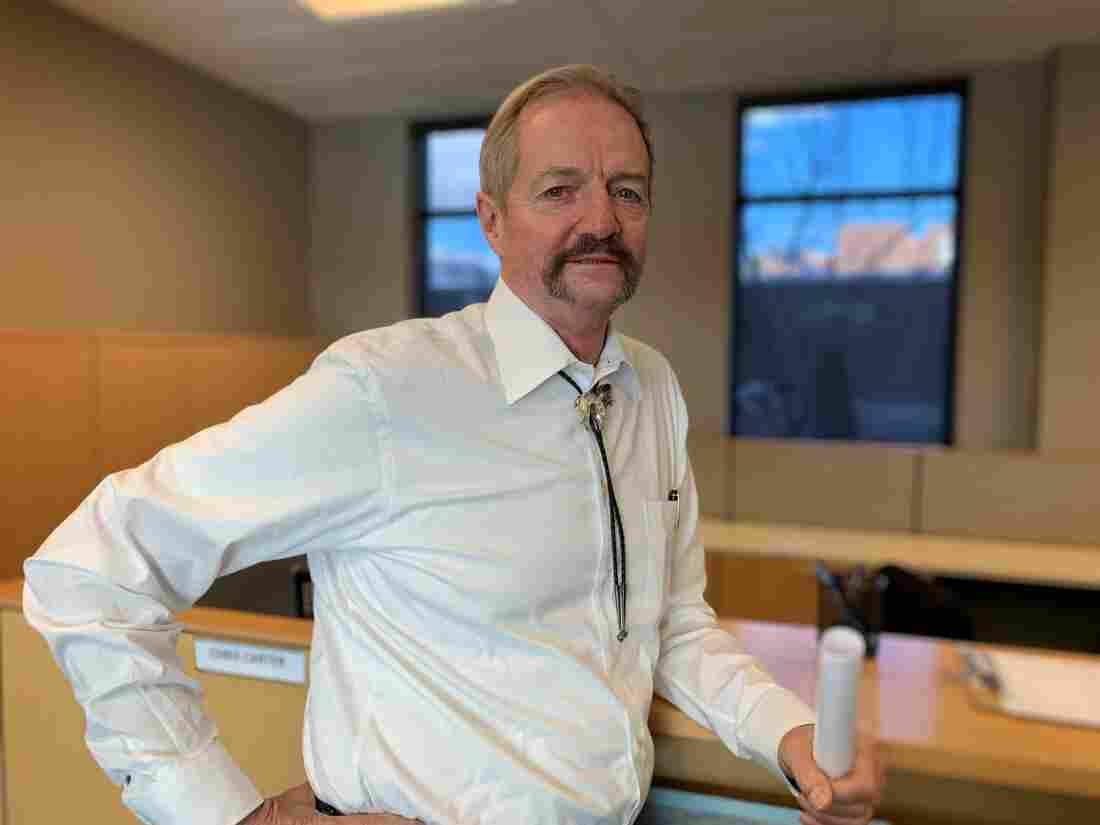Westlake Legal Group blm-director-a0de0c89070c8d07d2341bb5c37423cbfd9ba5df-s1100-c15 BLM Acting Director Defends Agency's Controversial Move To Colorado
