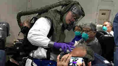Coronavirus Update: 346 Americans Emerge From Quarantine At California Military Bases