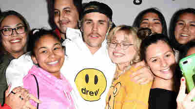 Justin Bieber Finds His Bliss