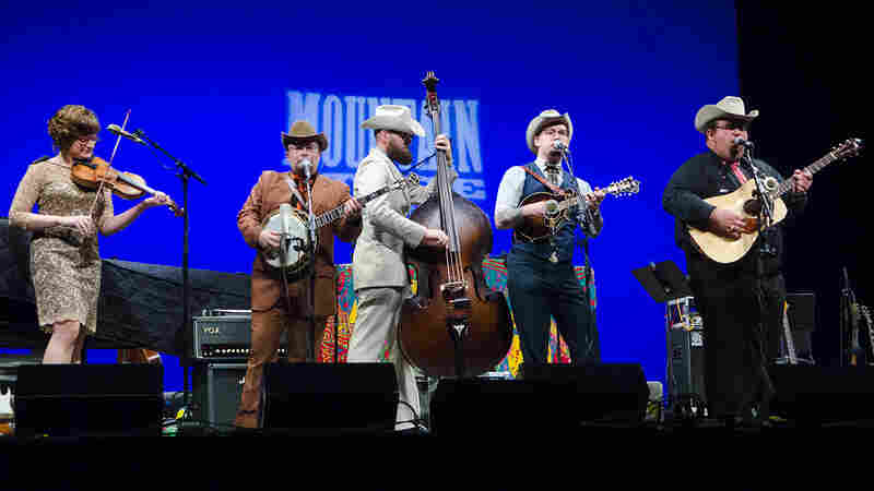 The Po' Ramblin' Boys On Mountain Stage