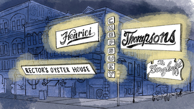 What Was Chicago's Foodie Scene Like In The Early 20th Century?