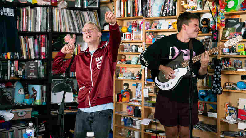 Tiny Desk Concerts From Our 5 Tiny Desk Contest Winners