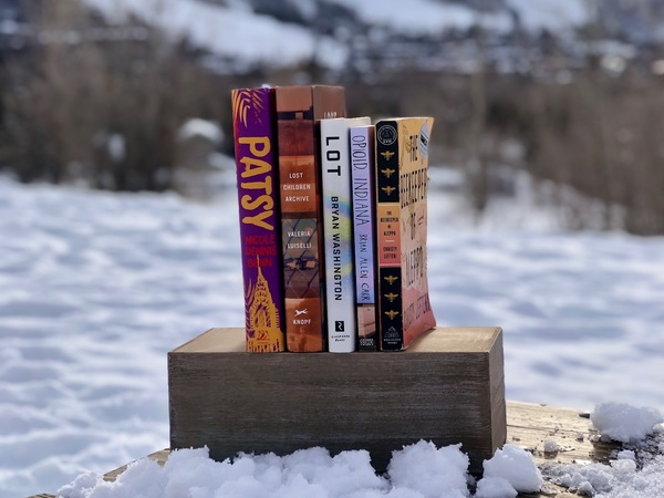 Just five books have been named finalists for the 2020 Aspen Words Literary Prize: Patsy, by Nicole Dennis-Benn; Lost Children Archive, by Valeria Luiselli; Lot, by Bryan Washington; Opioid, Indiana, by Brian Allen Carr; and The Beekeeper of Aleppo, by Christy Lefteri.