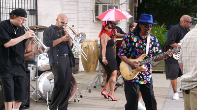 After A Headline-Making Year, Go-Go Becomes The Official Music Of D.C.