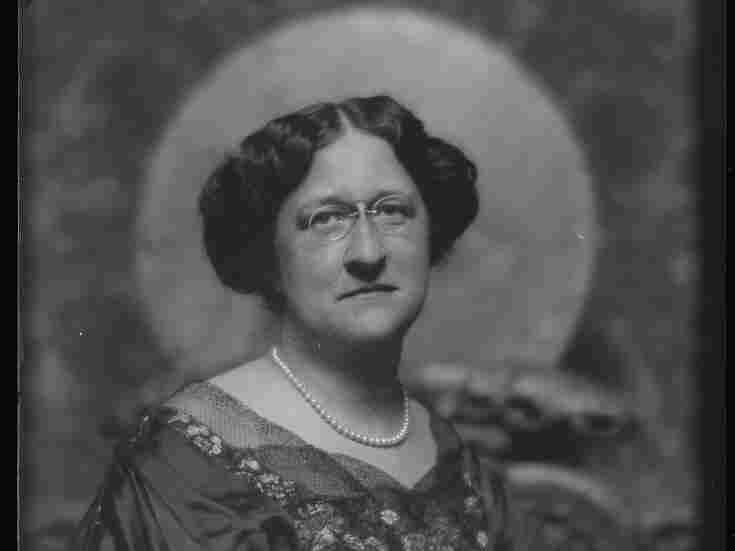 Evangeline Adams on April 29, 1912.