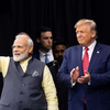India Set To Welcome Trump, Whose 1st Stop Will Be In Modi's Home State Of Gujarat