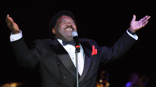 Synonymous With Soul, Percy Sledge Transcended The Muscle Shoals Sound