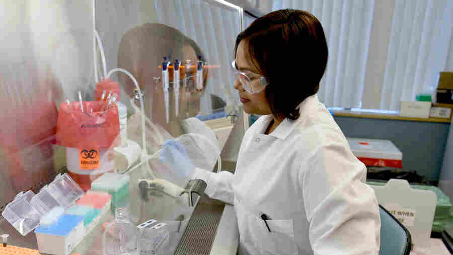 Hunt For New Coronavirus Treatments Includes Gene-Silencing And Monoclonal Antibodies