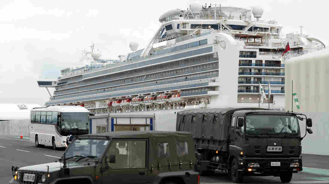 Four Indians on board cruise ship test positive for COVID-19: Embassy