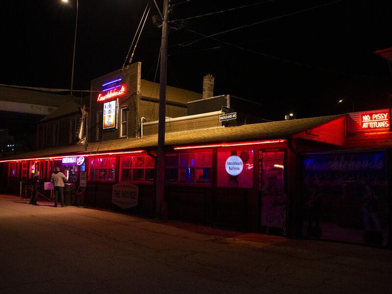 Slingshot City Scenes Kansas City S Famed Knuckleheads Saloon Npr