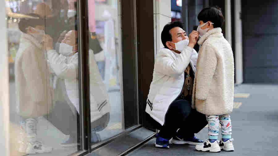 Coronavirus: South Korea Says COVID-19 Cases Doubled In 24 Hours