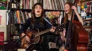Jenny Lewis: Tiny Desk Concert
