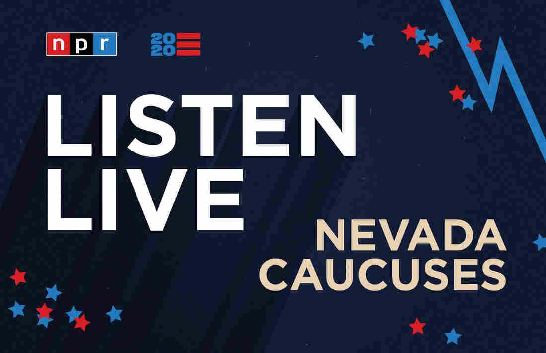 LISTEN: Nevada Caucuses Live Coverage