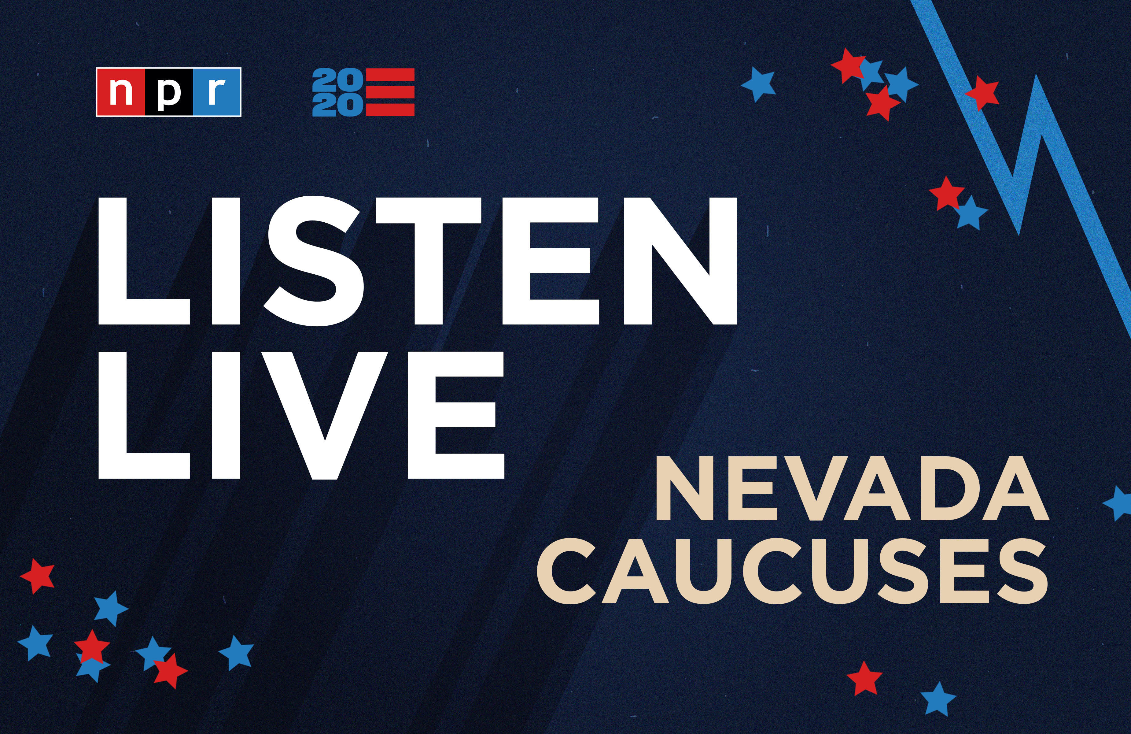 LISTEN: Nevada Caucuses Live Coverage