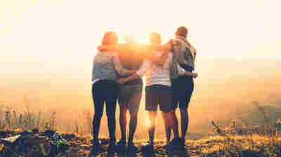 Survival Of The Friendliest: How Our Close Friendships Help Us Thrive