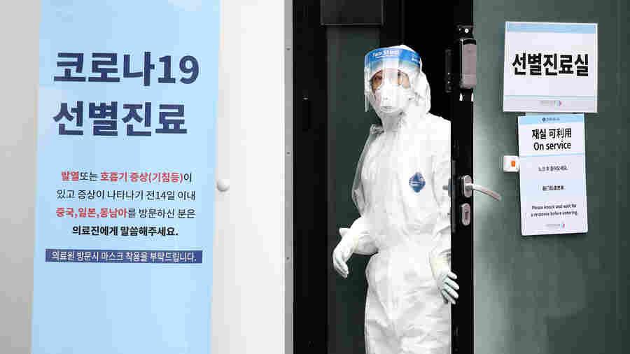 Coronavirus Cases Triple In South Korea; WHO Keeps Eye On Africa, Iran