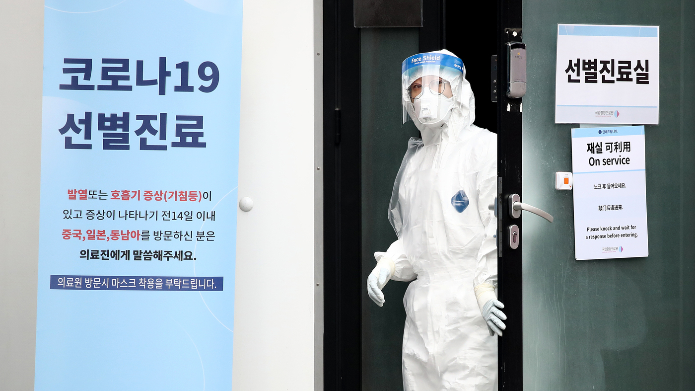 Coronavirus Cases Triple In South Korea; WHO Keeps Eye On Africa, Iran thumbnail