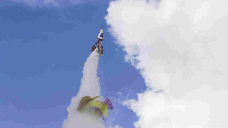 Daredevil 'Mad' Mike Hughes Killed In Crash Of Homemade Rocket