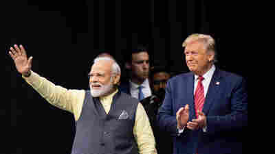 India Set To Welcome Trump, Whose First Stop Will Be In Modi's Home State Of Gujarat