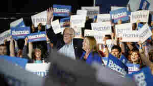 After The Nevada Caucuses, Bernie Sanders Is The Man To Beat
