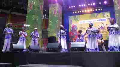 In Cali, A Festival Celebrates The Flavors And Music Of Afro Colombian Life