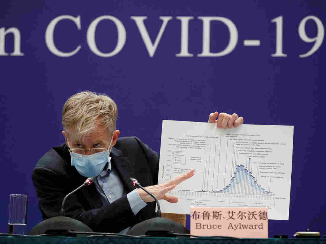 Coronavirus now spreading faster outside China