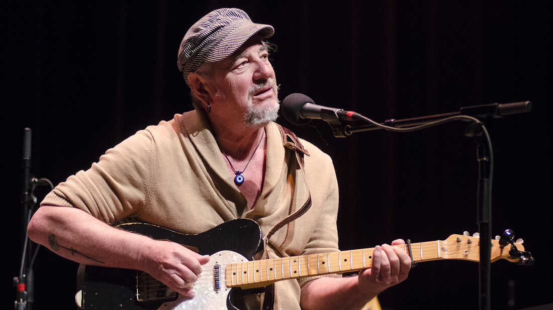 Greg Brown On Mountain Stage