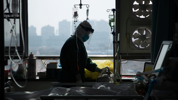 What Happens If You re Critically Ill In China — But Not With Coronavirus