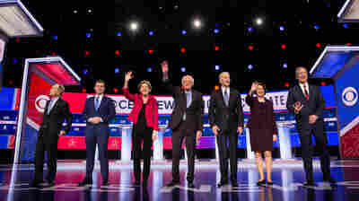 South Carolina Democratic Debate: Live Updates And Analysis