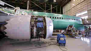 Regulators Issue Another Safety Fix For Boeing's Troubled 737 Max Plane