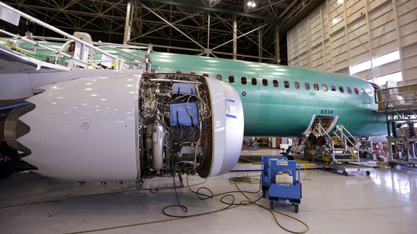 Regulators Issue Another Safety Fix For Boeing s Troubled 737 Max Plane