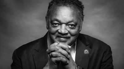 With His New Book, Rev. Jesse Jackson Is 'Keeping Hope Alive'
