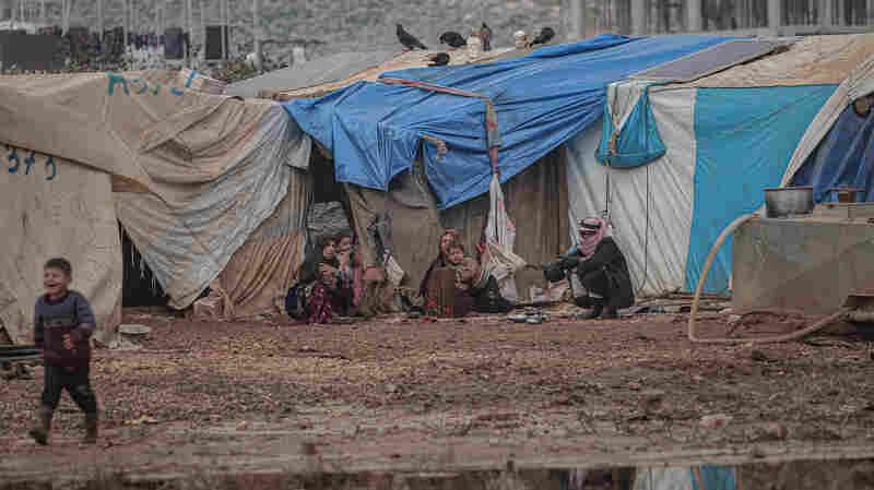 U.N.: Humanitarian Crisis In Syria Reaches 'Horrifying New Level'