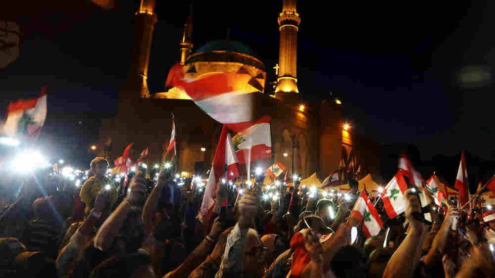 Lebanon's Government Is Accused Of Swarming WhatsApp To Catch Protesters