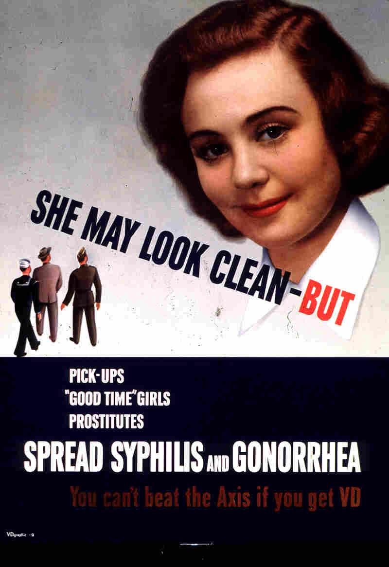A poster circa 1940.