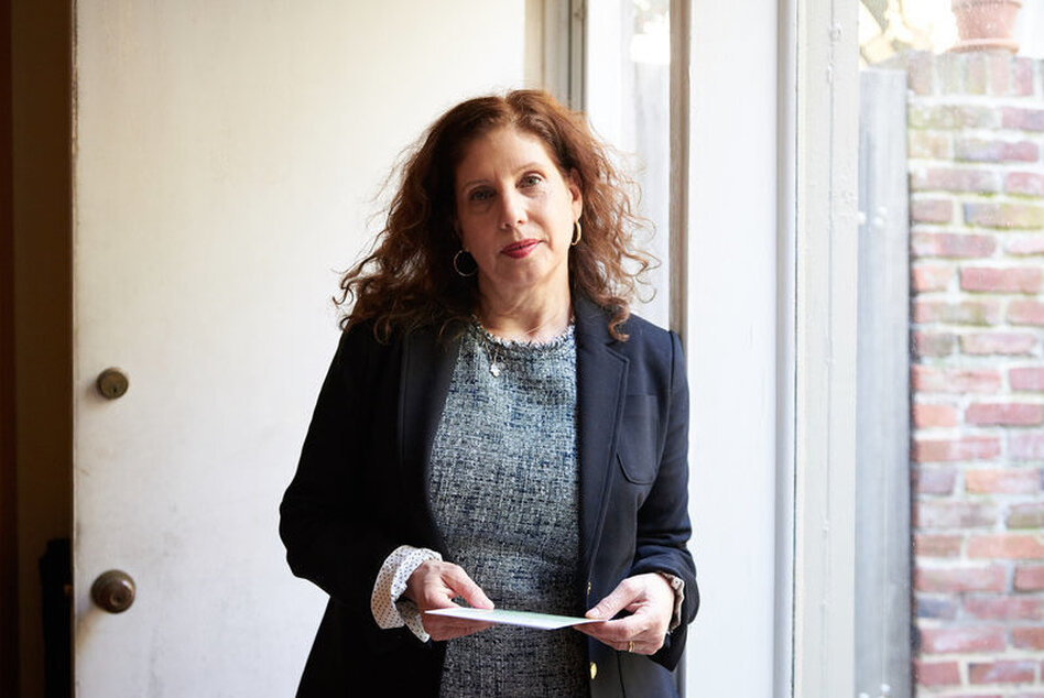 Ronda Goldfein, who leads the Philadelphia nonprofit Safehouse, says the group will open the first supervised injection site in the country next week over objections of the Department of Justice and some community members. (Natalie Piserchio for NPR)