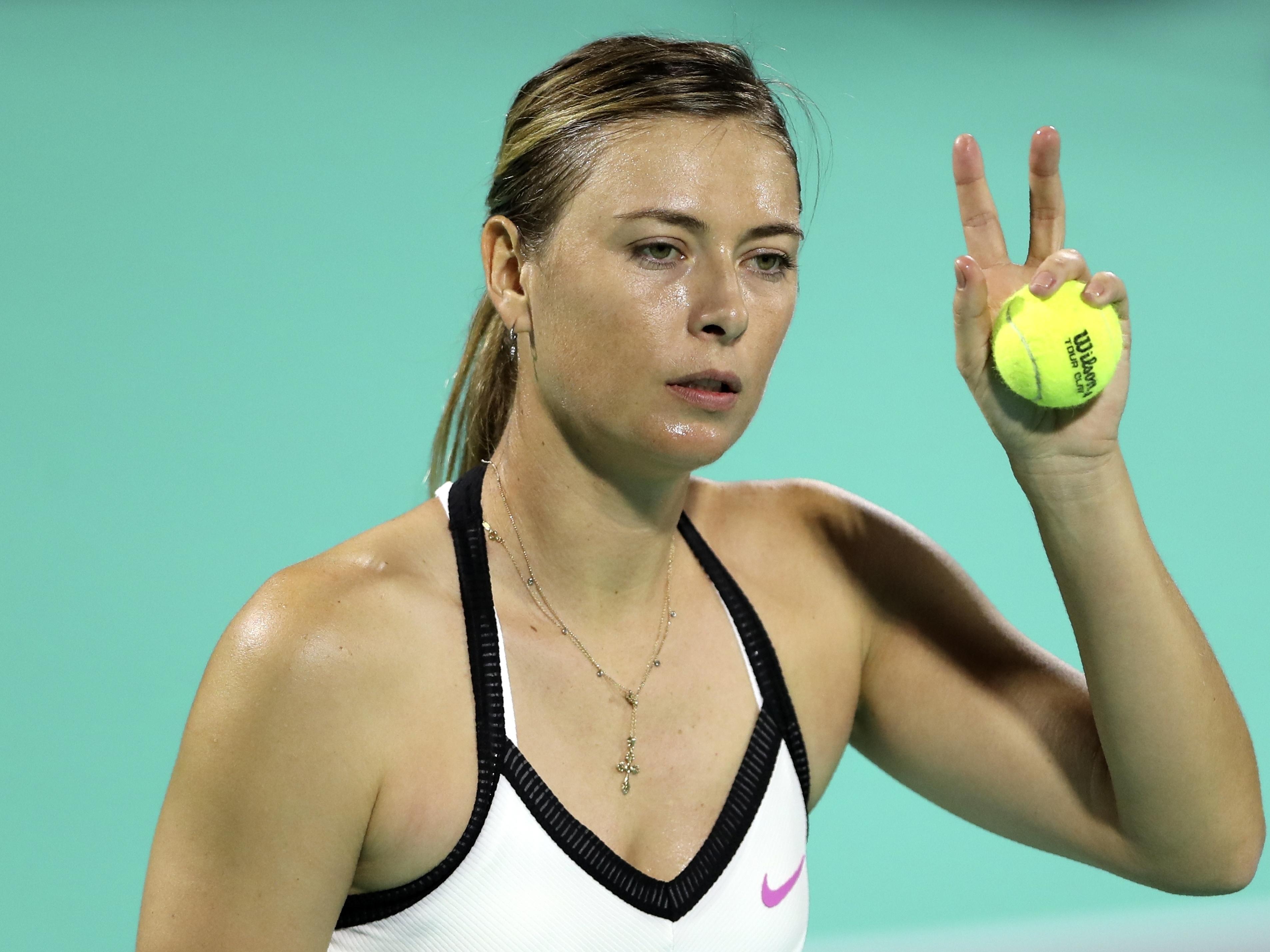 Maria Sharapova Retires At 32: 'Tennis —I'm Saying Goodbye'