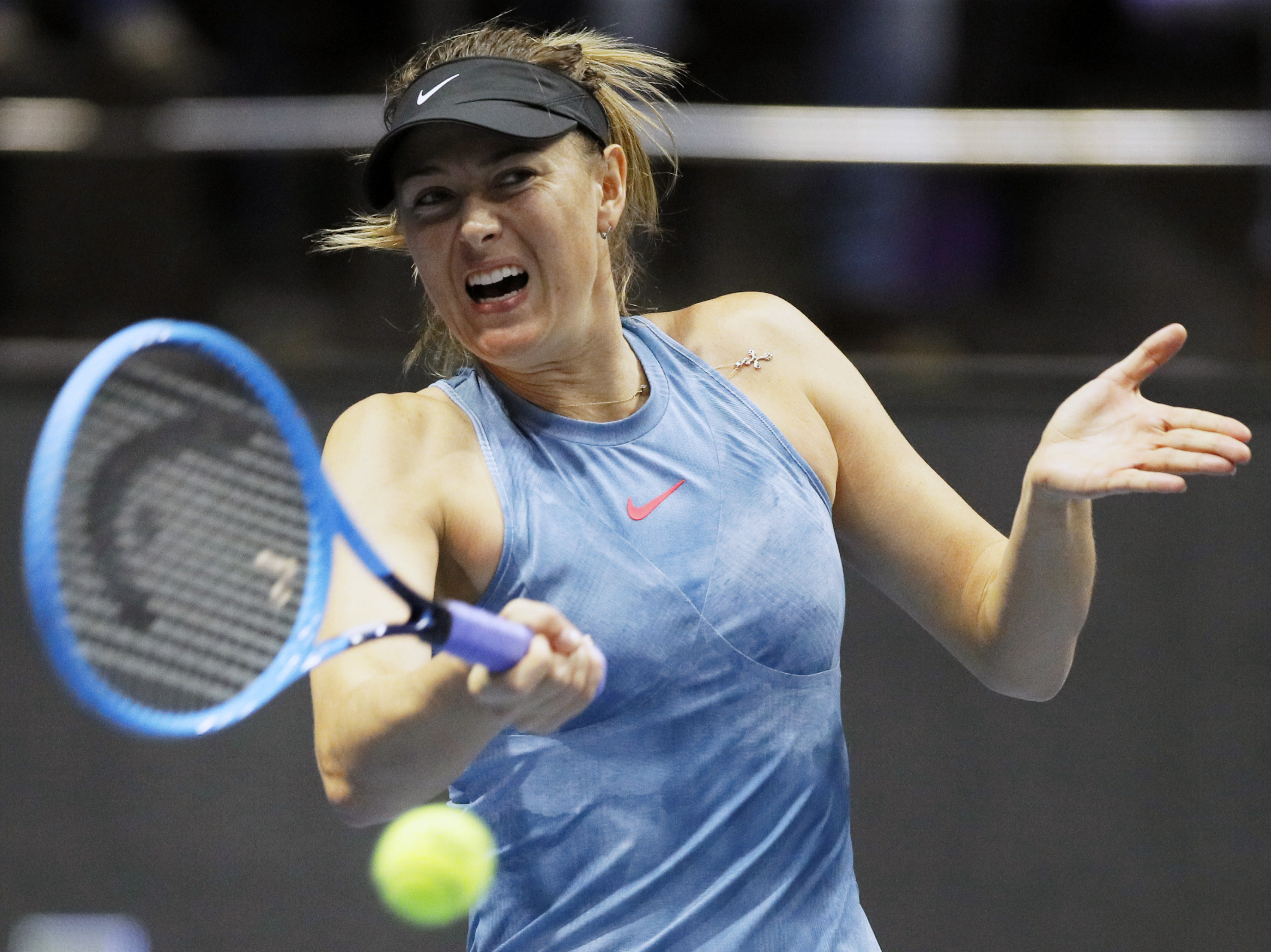 Tennis Star Maria Sharapova Announces Her Retirement Npr