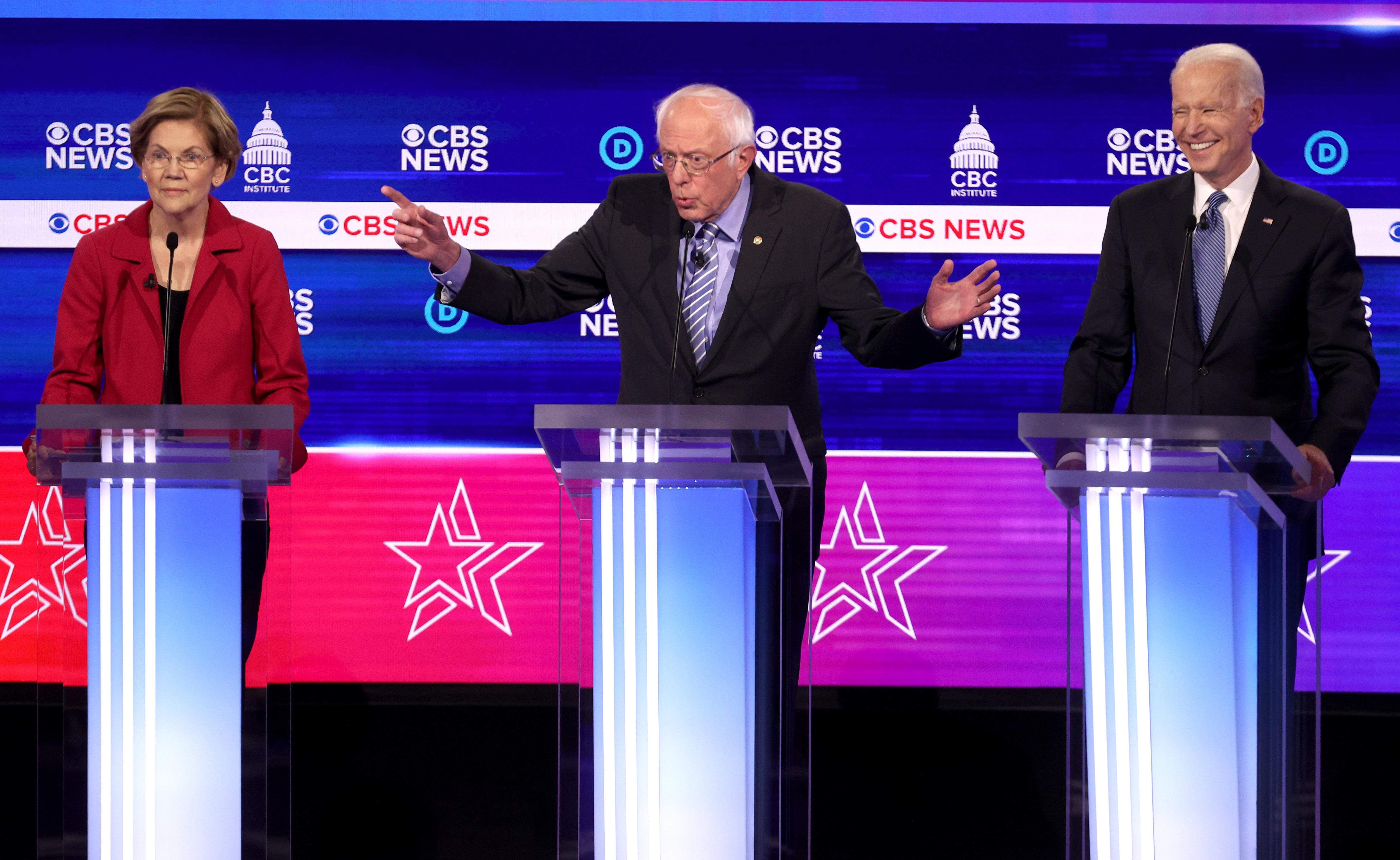 4 Takeaways From The South Carolina Democratic Debate
