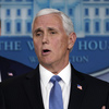 Pence's New Coronavirus Role Raises Questions About His Public Health Record